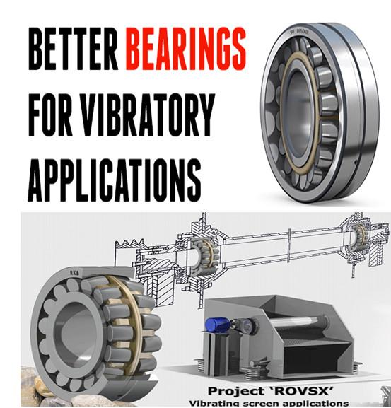 FAG Vibratory Machinery Roller Bearings 16076