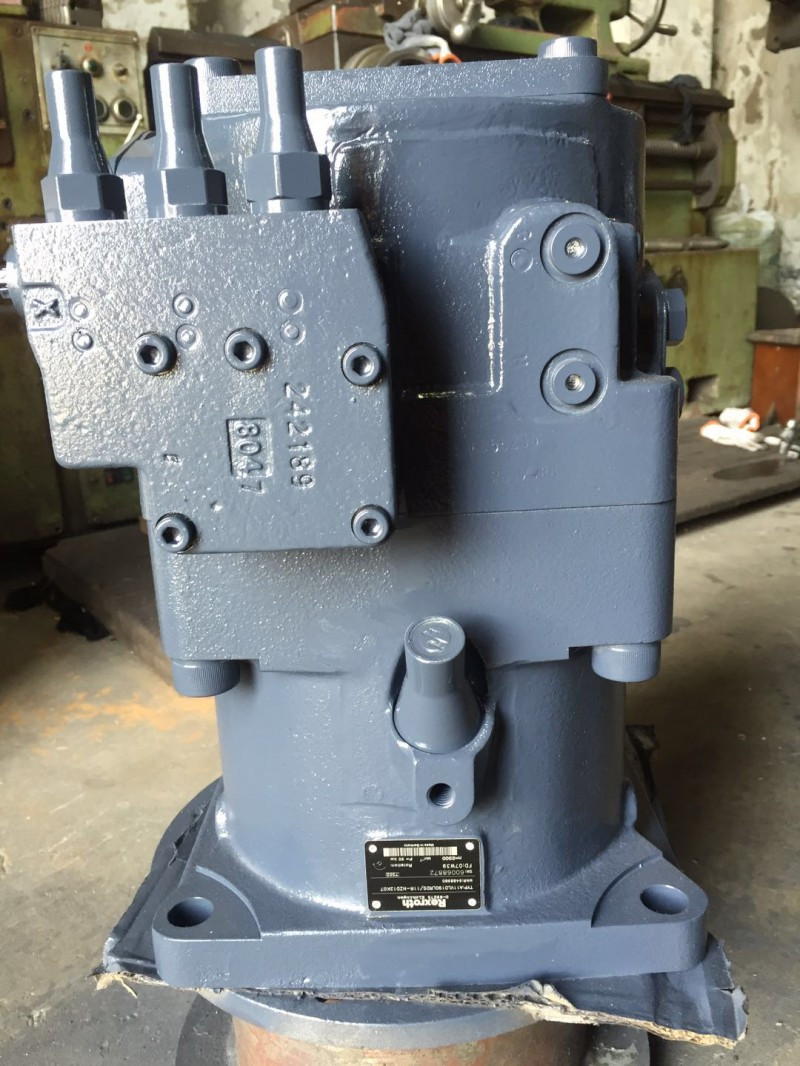 Rexroth hydraulic pump features