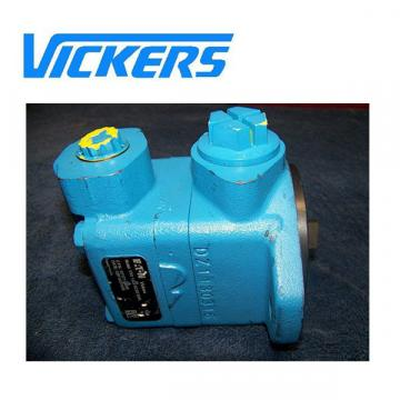 PVH074L52AA10B19200000100100010A Vickers High Pressure Axial Piston Pump